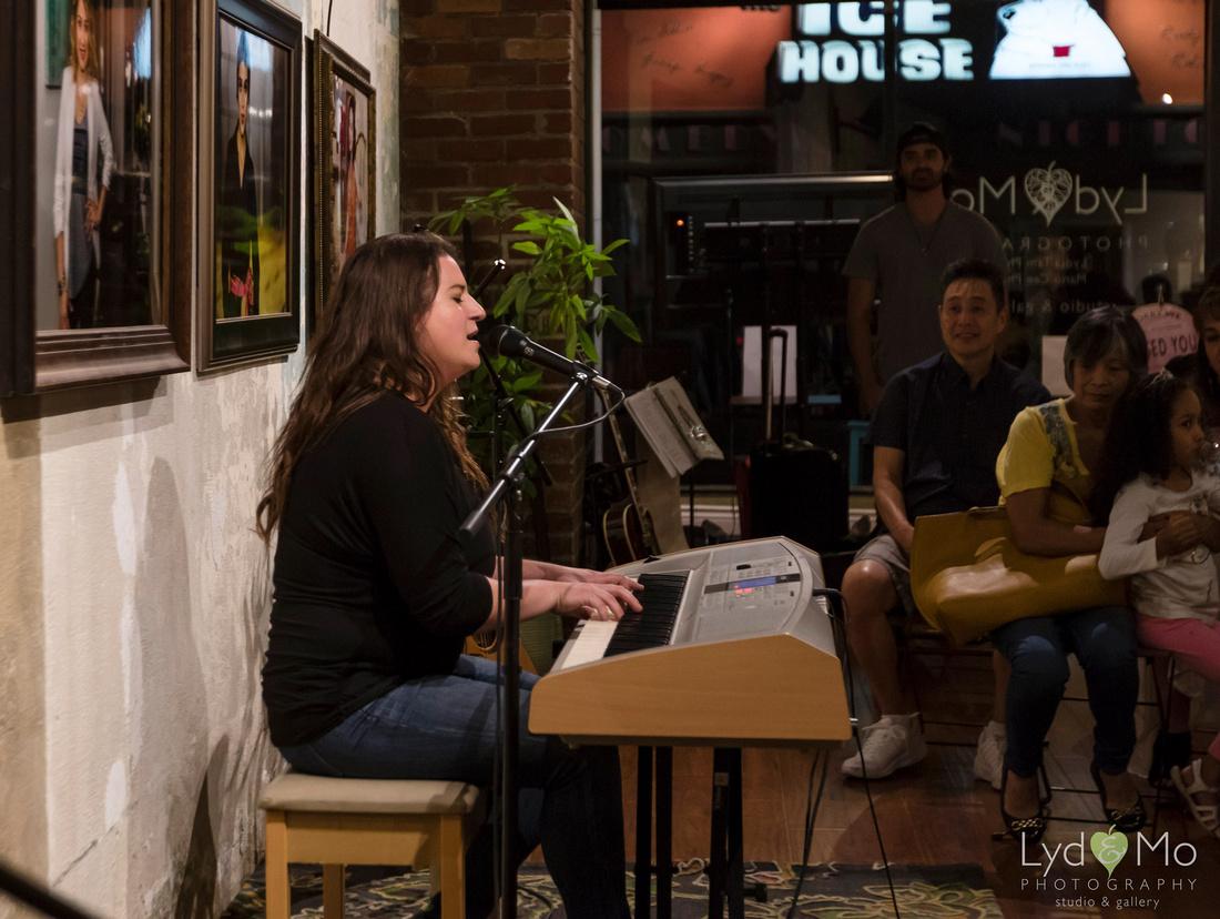 Last Fridays Songwriter Night Jul 2017