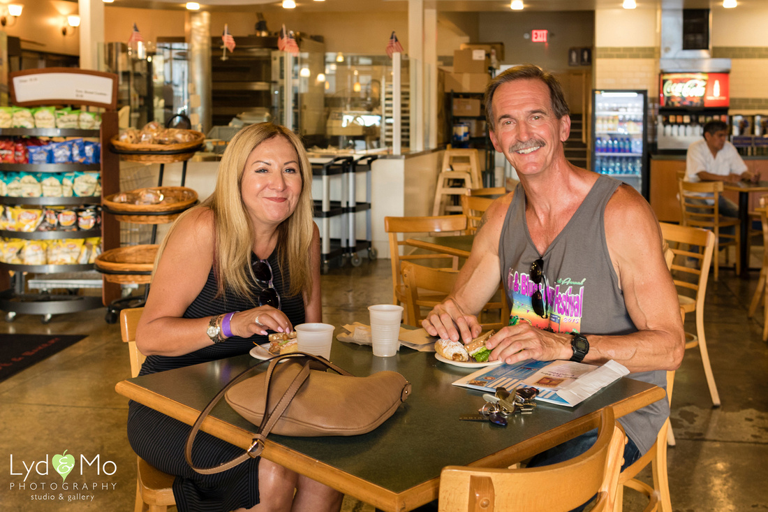 Dine the District 2017 Pasadena Playhouse District