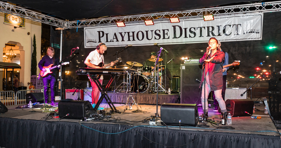 Intersection - a Playhouse District Festival 2017